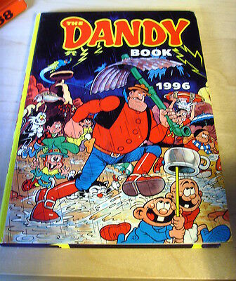 Dc Thomson The Dandy Annual 1996 Gc