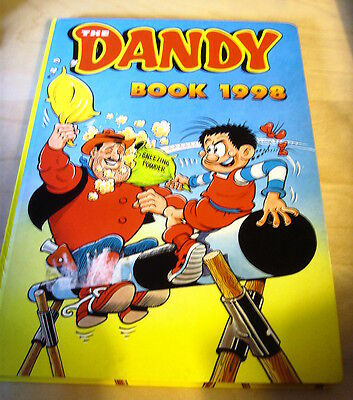 Dc Thomson The Dandy Annual 1998 Gc