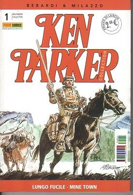 Ken Parker Collection 1
