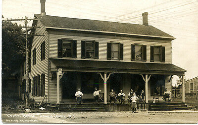 RPPC NY Adams Centre Center House (CC Williams)