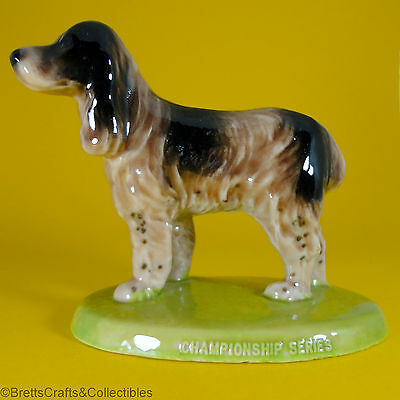 Wade Whimsies - 1975/81 - Championship Dogs Series - Cocker Spaniel