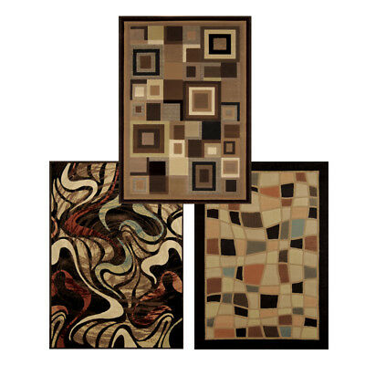 """Contemporary Transitional Large 8x11 Area Rug Modern Carpet -Actual 7'10""""x10'5"""""""