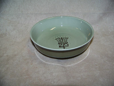 FRANCISCAN EMERALD ISLE FRUIT/DESSERT BOWL IN VERY GOOD CONDITION