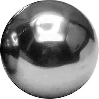 "37  7/8"" Soft Polish steel balls AISI 1018 machinable low carbon  (3-3/4 lbs)"