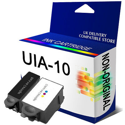 NON-OEM Advent 10 ABK 10 ACLR 10 Ink Cartridges Replace For A10 AW10 AWP10