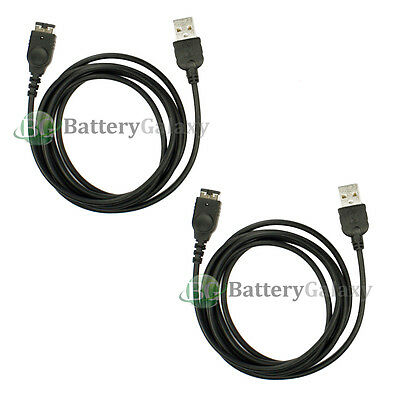 2 NEW USB Charger Cable for Nintendo DS NDS Game Gameboy Advance GBA SP 300+SOLD