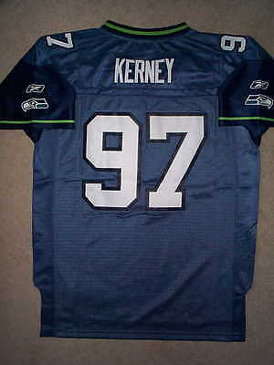 STITCHED SEWN Seattle Seahawks PATRICK KERNEY nfl THROWBACK Jersey YOUTH s 2e0eca97b