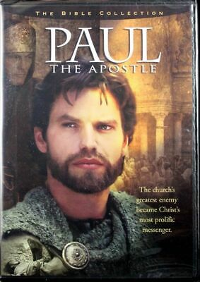 Bible Collection Paul The Apostle NEW DVD Christ's most prolific messenger