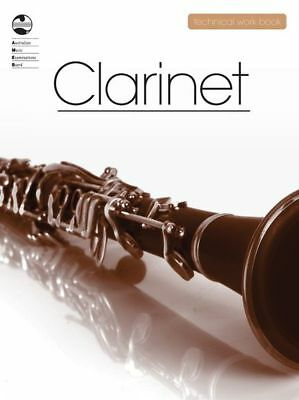 AMEB Clarinet Technical Workbook 2008 Music Book All Grades Scales
