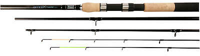 Shakespeare Omni x Feeder Rod with 2 tips 11 ft