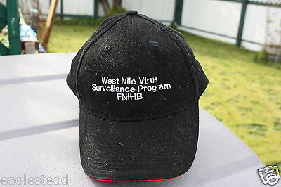 Ball Cap Hat - West Nile Virus - Health Canada - First Nations Inuit (H642)