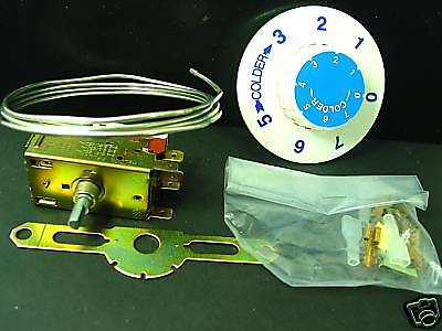 Fridge Thermostat Universal Suits Many 2 Door Cyclic Fridges