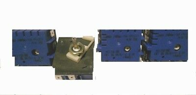 4x HEAT CONTROL SWITCHS FOR STOVE HOT PLATE MV3 700K SUIT EG:CHEF RET9 FW