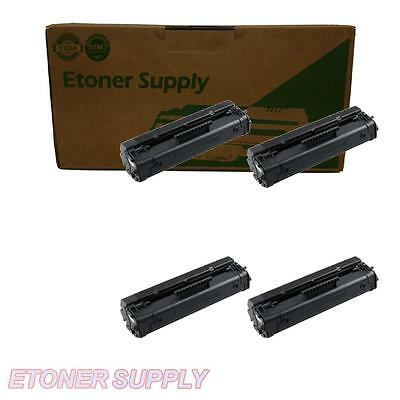Lot of 4 Compatible Black Toner Cartridges for HP 92A (C4092A)  FREE SHIPPING!