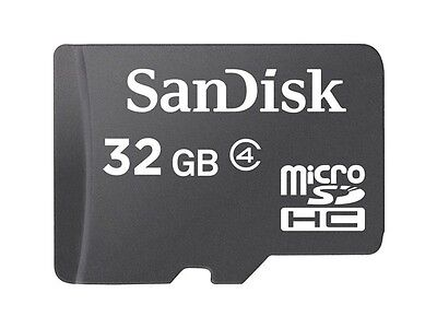 NEW 32GB SDHC SD Memory Card For Canon Powershot ELPH 510,530 HS Digital Camera