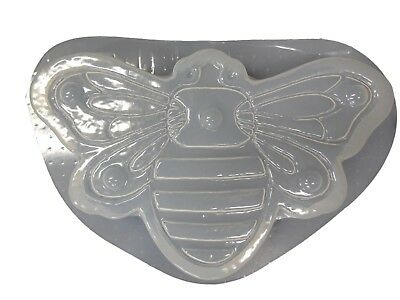 Bumble Bee Stepping Stone Plaster or Concrete Mold 1276 Moldcreations