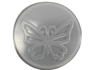 Huge Butterfly Stepping Stone Plaster or Concrete Mold  1115 Moldcreations