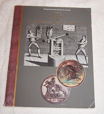 The 1993 American Numismatic Association Sale (coin auction)