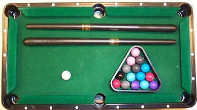 New Miniature Pool Table - Anyone can own a Pool Table!