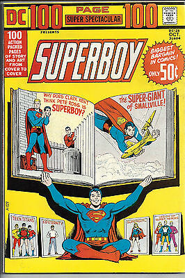 DC 100-Page Super Spectacular #21 (1973) FN/VF-VF