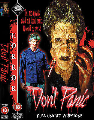 Don''t Panic - Cult Classic Horror Movie DVD