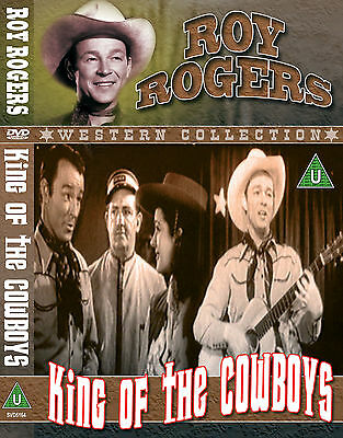 King Of The Cowboys Roy Rogers Western Collection DVD NEW