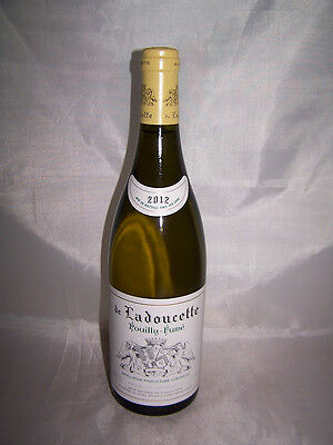 Pouilly- Fume 75 cl Ladoucette 2013 Bianco Appellation Pouilly-fume' Controlee