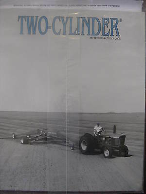2 Two Cylinder Magazine Sep-Oct 06 John Deere Tractor