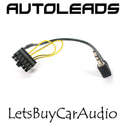 Autoleads Pc99-Son Steering/stalk Control Patch Lead For Sony Stereo's