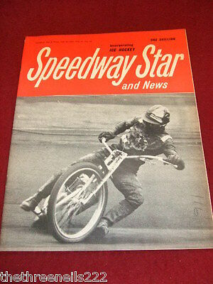 Speedway Star And News - July 16 1965 Vol 14 # 18