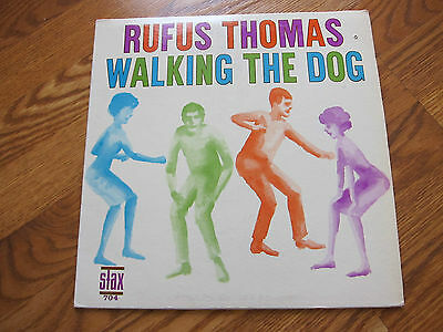 RUFUS THOMAS Walking the Dog Stax lp