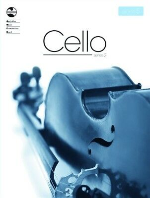 AMEB Cello Series 2 Grade 5 / Five / Fifth Grade Book *NEW*