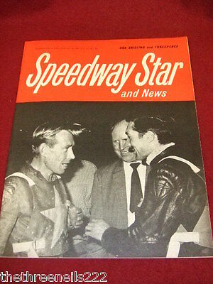 Speedway Star And News - Feb 24 1967 Vol 15 # 50