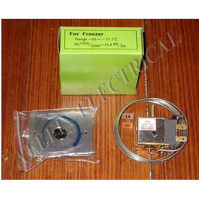 Japanese, Korean No Frost Freezer Thermostat - Part # RF092