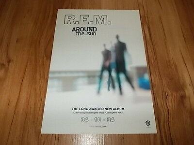 R.E.M-2004 magazine advert