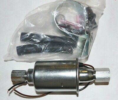 ELECTRIC FUEL PUMP EXTERNAL HIGH PERFORMANCE IN LINE 35gph 10psi-14psi 3/8LINE