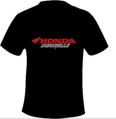 Honda Deauville NT 650/700 Motorcycle Printed T Shirt in 6 Sizes