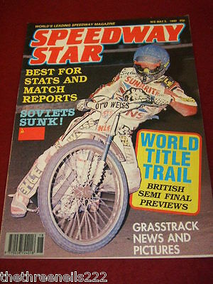 Speedway Star - Soviets Sunk - May 5 1990