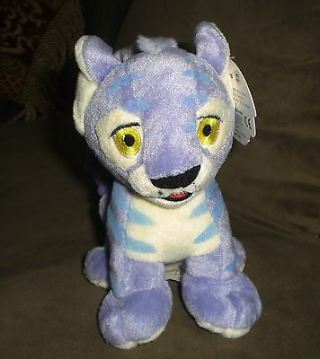"1 Neopets 6"" Kougra 2002 Limited Edition Purple  Nwt"