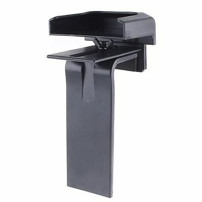 TV Mount Bracket Clip Stand for Xbox 360 Kinect sensor with extended support arm