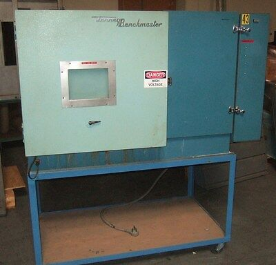 Tenney Benchmaster Model BTR Temperature Humidity Environmental Test Chamber
