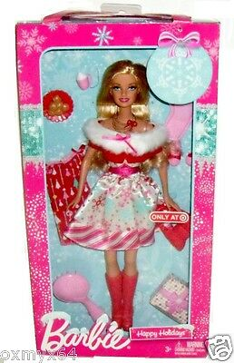 2011 Barbie Target Exclusive Happy Holidays Fashion Doll!
