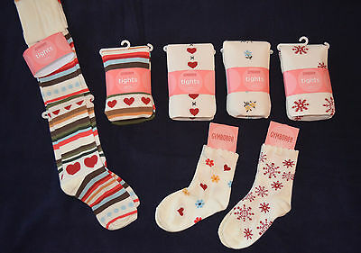 Gymboree MOUNTAIN CABIN  Snowflake Socks Choice NWT 3-4 5-7