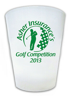 50 Personalized Golf Tournament Shot Glasses Custom made Golf Event Competition