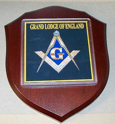 Freemasons Wall Plaque personalised
