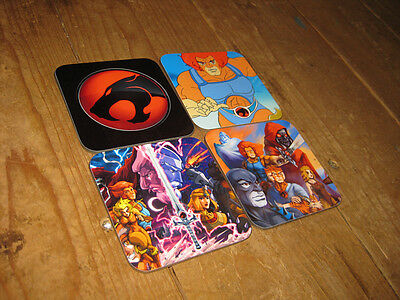 ThunderCats Great New COASTER Set