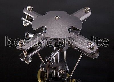 CopterX CX450BA-01-20 3D FLOATING Four Blades Main Rotor T-rex 450 Helicopters