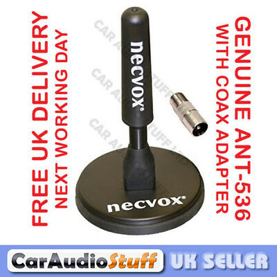 Portable Digital TV Antenna for Fishing Camping Freeview Aerial Arial Areil DTV