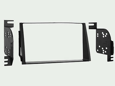 Double Din Stereo Radio Install Dash Kit for 2006-2009/2010/2011 Hyundai Azera