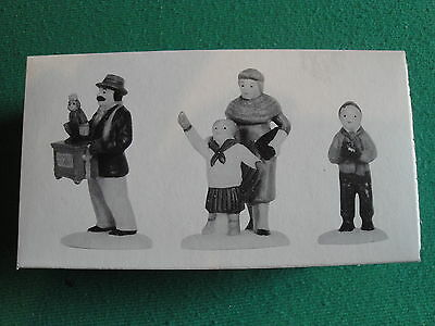 Department 56 Christmas in the City Organ Grinder